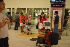 Arrival at changgi airport,singapore...mcdo muna gutom na eh...