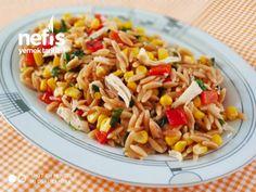 Tavuklu Şehriye Salatası #tavukluşehriyesalatası #salatatarifleri #nefisyemektarifleri #yemektarifleri #tarifsunum #lezzetlitarifler #lezzet #sunum #sunumönemlidir #tarif #yemek #food #yummy Pasta Salad, Vegetables, Ethnic Recipes, Food, Drink, Crab Pasta Salad, Beverage, Essen, Vegetable Recipes