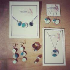 bijoux ada-jito jewellery Washer Necklace, Jewellery, Fashion, Moda, Jewels, Fashion Styles, Schmuck, Fashion Illustrations, Jewelry Shop