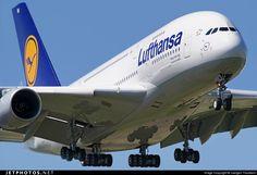 Photo of D-AIMA Airbus A380-841 by Juergen Trautwein