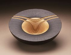 "Hayley Smith, ""Hemispherical Bowl #7,"" 1995. Ash. Courtesy LACMA"