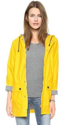 Petit Bateau Miles Rain Coat