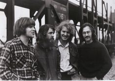 Listen to music from Creedence Clearwater Revival like Fortunate Son, Have You Ever Seen the Rain & more. Find the latest tracks, albums, and images from Creedence Clearwater Revival. Creedence Clearwater Revival, Rock And Roll, Rock & Pop, The Rolling Stones, Music Is Life, My Music, Music Pics, Music Videos, John Fogerty