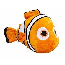 Este Nemo de peluche emite sons!!!! :D