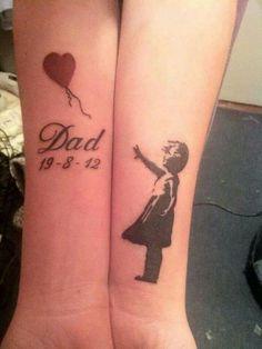 Matching Friendship Tattoos