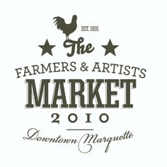 farmers and artists - perhaps this is what our local market should also consider calling itself. :)