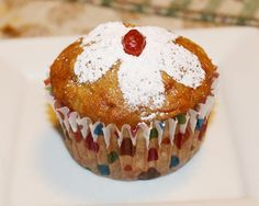 Food from Kid: Banana Bread Cup Cakes