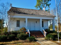 Kennedy House in Henry County, Alabama