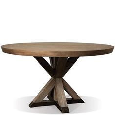 Mirabelle Round Dining Table I Riverside Furniture