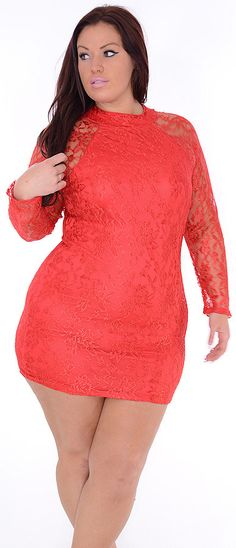 a35d7f4c7 Maybe (Plus)-Great Glam is the web's best sexy plus size online store