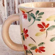 Pottery Designs, Mug Designs, Pottery Mugs, Ceramic Mugs, Home Deco, Art Pieces, Home And Garden, Clay, Wallpaper