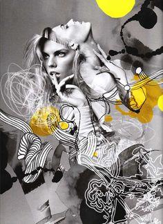 Tomek Sadurski: fashion #illustration