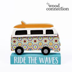 Surf Bus - The Wood Connection
