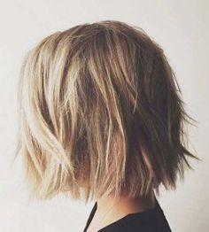 Cómo hacer mechas californianas en pelo corto paso a paso , Mechas en cabello corto desde