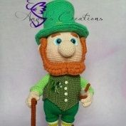Paddy the Leprechaun by Angels Creations Crochet