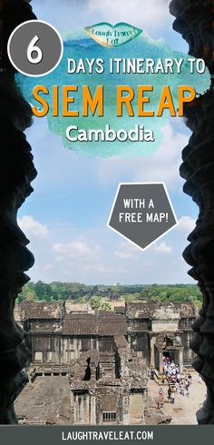 As a first time visitor to Siem Reap (and Cambodia), we spent 6 days exploring Angkor and Siem Reap and here's our tips and itinerary: