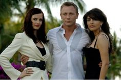 Bond Girl Hostesses    letstalkmagazine.com