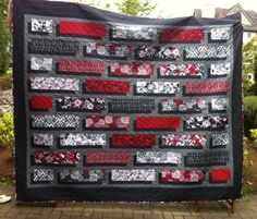 Shadow Box Quilt - by Donna Hilton