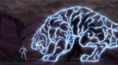 """Azari"" Son Of Black Panther & Storm."