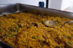 Arroz con conejo, de Parauta (Málaga) / Rice with rabbit, Parauta (Málaga), by @Credence Rentals