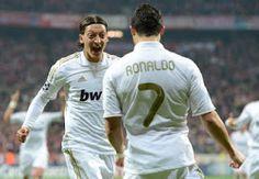 Mesut & Ronaldo