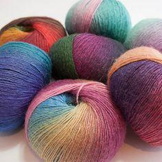 Louisa Harding Amitola - Double Knitting Wool - Tangled Yarn UK