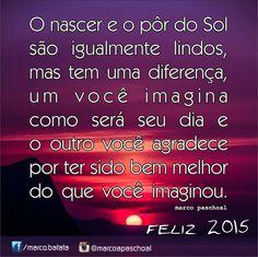 Feliz 2015 #frases #pensamentos #mensagens #fimdeano #2015