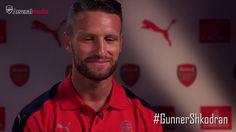 Welcome to Arsenal | Shkodran Mustafi