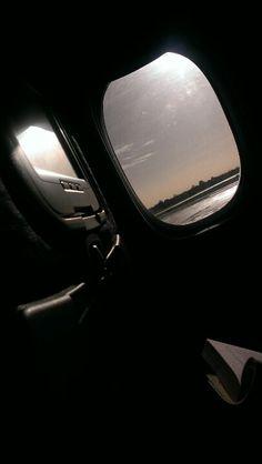 Plane window #holiday