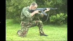 Sonny Puzikas, Spetsnaz rifle moement Military Training, Navy Seals, Military Workout