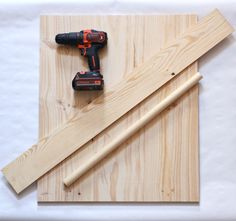 DIY: Estantería con panel perforado | La Bici Azul: Blog de decoración, tendencias, DIY, recetas y arte
