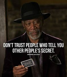 Quotes : Dont trust people who tell you other peoples secret. Positive Quotes : Dont trust people who tell you other peoples secret.Positive Quotes : Dont trust people who tell you other peoples secret. Short Inspirational Quotes, Wise Quotes, Attitude Quotes, Great Quotes, Quotes To Live By, Motivational Quotes, Quotes Women, Dont Trust Quotes, Better Life Quotes