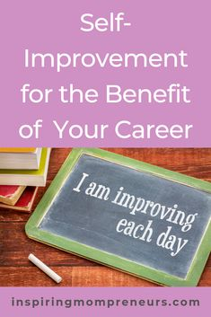 Self Improvement for the Benefit of Your Career - Inspiring Mompreneurs Priorities List, College Courses, Sleepless Nights, Self Improvement, Business Tips, Benefit, Improve Yourself, Encouragement, Career