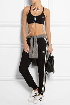 adidas Originals Georgette track pants NET-A-PORTER.COM