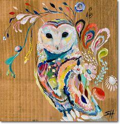 SkylineArtEditions.com - Mystic Owl, $25.00 (http://www.skylinearteditions.com/mystic-owl/)