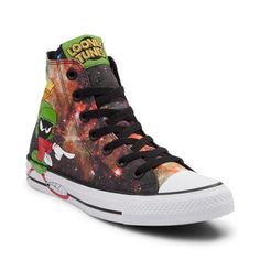c7b6bd83e8c5f9 Converse Chuck Taylor All Star Hi Looney Tunes Marvin The Martian Sneaker -  black - 399469
