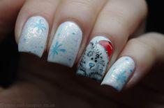 Nail Lacquer UK christmas #nail #nails #nailart