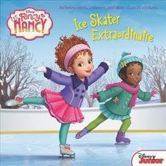 Fancy Nancy Ice Skater Extraordinaire - (Fancy Nancy) By Krista Tucker (Hardcover) : Target Advanced Vocabulary, Minnie Mouse Toys, Ice Skaters, Fancy Nancy, Disney Junior, Childrens Books, Ebooks, Pdf, Kids Series