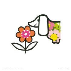 Doxie flower