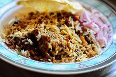 How to Make Chicken Biryani - Layered Chicken Biryani Recipe