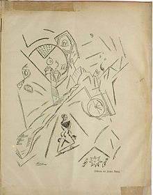 Joan_Miró, drawing, published in Troços, Segona sèrie, 1918 Surrealism Elements Of Art Line, Different Types Of Lines, Spanish Painters, Mark Making, Art History, Surrealism, How To Look Better, Sketches, Drawings