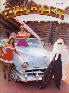 Low Rider, December 1980
