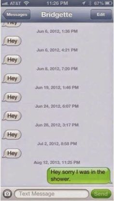 Hey shower sms text message the internet's funniest jokes, memes, quot Funny Shit, Funny Texts Jokes, Text Jokes, Funny Text Fails, Funny Text Messages, Haha Funny, Epic Texts, Funny Humor, Text Pranks