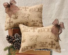 Gorgeous Pillow by P