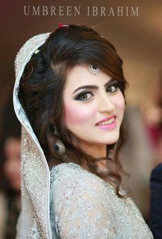 Bridal Beauty, Wedding Beauty, Bridal Hair, Wedding Bride, Wedding Hijab Styles, Pakistani Wedding Outfits, Bridal Outfits, Pakistani Bridal Makeup Hairstyles, Wedding Hairstyles