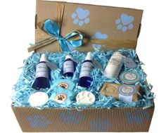 Luxury Doggy Hamper from K9aroma