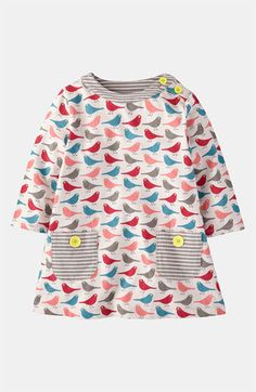Mini Boden Print Tunic (Little Girls Big Girls) available at #Nordstrom