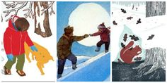 Children's Books that Celebrate Winter Outdoors