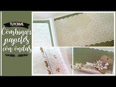 LIBRO DE FIRMAS PARA BODA MARINO - INSPIRACION| LLUNA NOVA SCRAP - YouTube