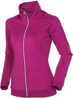 The SUNICE Charlotte Lightweight Stretch #Golf Jacket [6 colors] - wear it first!